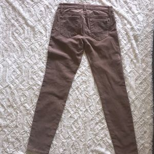 Joes Jeans Corduroy Chelsea Ankle Pant Size 27